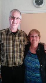 Rev Hans and Hannie Deventer